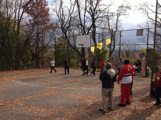 Pick-up Game @ Kite Hill