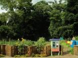 Kincaid Garden, North Facing