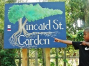 Kincaid Street Sign