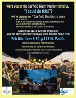 garfield night market